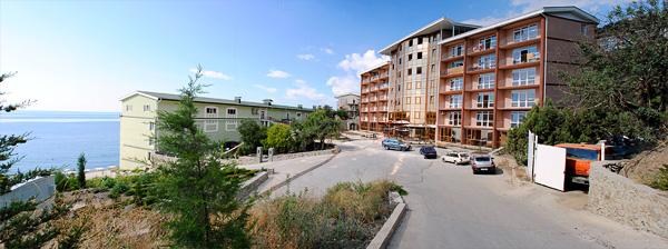 отдых в Крыму Семидворье Апарт Отель Да Васко