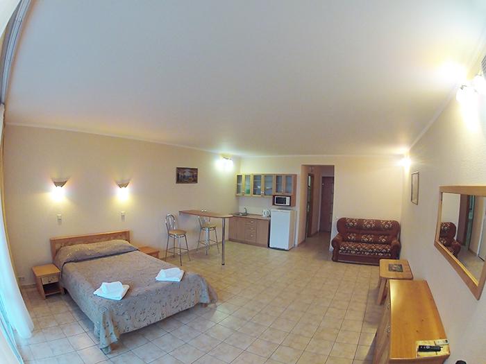 Студия апарт-отель Даваско