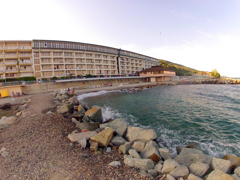 пляж Отеля Даваско