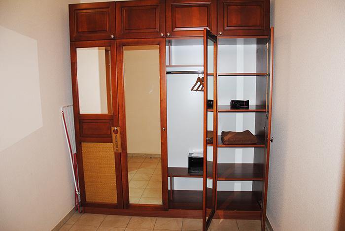 апартамент 2х комнатный 2х спальная кровать апарт отель Даваско