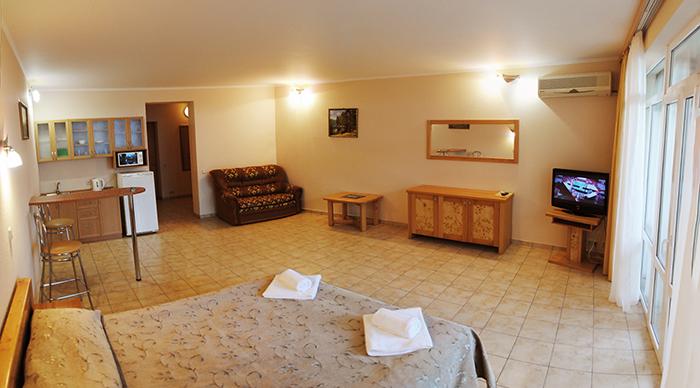студия Апартамент 60 м.Апарт отель Даваско